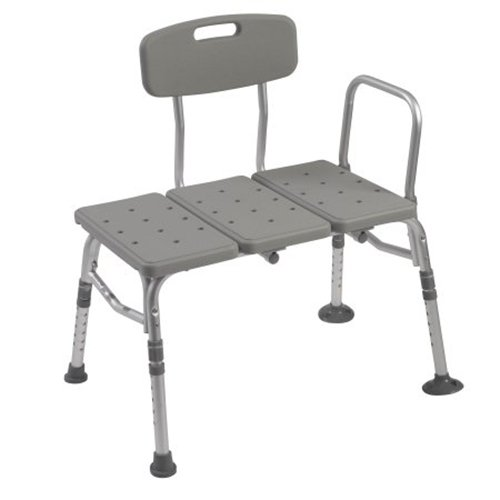 Physical Therapy AIDS Plastic Transfer Bench