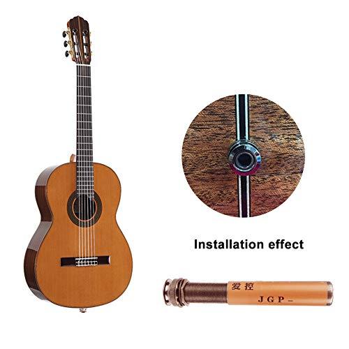 Acoustic & Classical Guitar Pickups & Pickup Covers