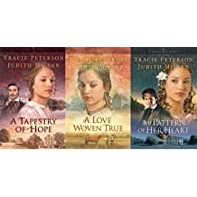 A Tapestry of Hope / A Love Woven True / The Pattern of Her Heart - 3 Book Set (Lights of Lowell)