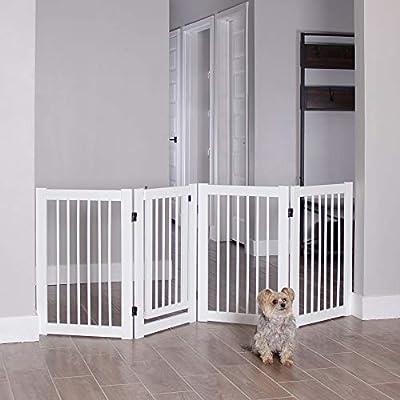 PRIMETIME PETZ 360? Configurable Pet Gate with Door