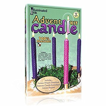 (Advent Candle Kit)