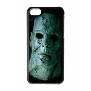iPhone 5c Cell Phone Case Black Mask SUX_957447
