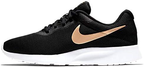 NIKE Men s Tanjun Black Metallic Gold-White Sneakers at Amazon at Rs.4315  at Lowest Price at SasteSaude 7825e2a28