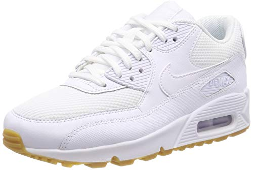 325213 Light White Mujer Brown Blanco Zapatillas Nike 135 White gum OwxdSqPI0n