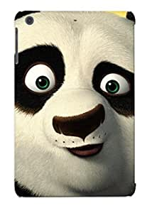 DSwbdJw1880MBtLP Trinalgrate Awesome Case Cover Compatible With Ipad Mini/mini 2 - Kung Fu Panda