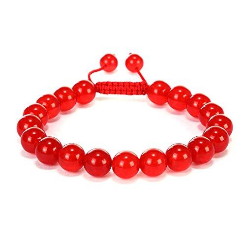 BRCbeads Gemstone Bracelet Handmade Adjustable