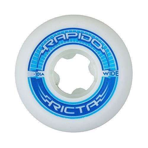 シャックル飢えたマーガレットミッチェルリクタ (RICTA) RAPIDO WIDE 53mm 101a スケートボード ウィール スケボー