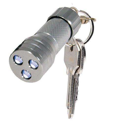 1.1 Mini Keychain (True Utility Compact MicroLite LED Pocket and Key Ring Flashlight)