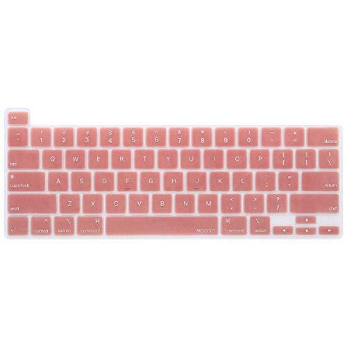 Funda para teclado MacBook Pro 2020 13 Rosa oro