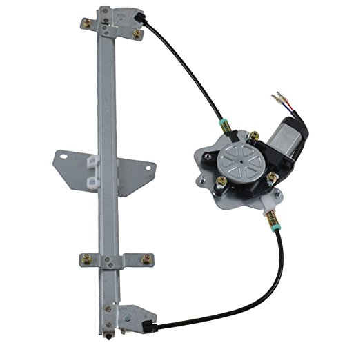Front Power Window Regulator w/Motor Driver Side Left LH for 00-04 S40 V40 -
