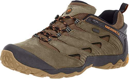 Merrell Men s Chameleon 7 Waterproof Hiking Shoe