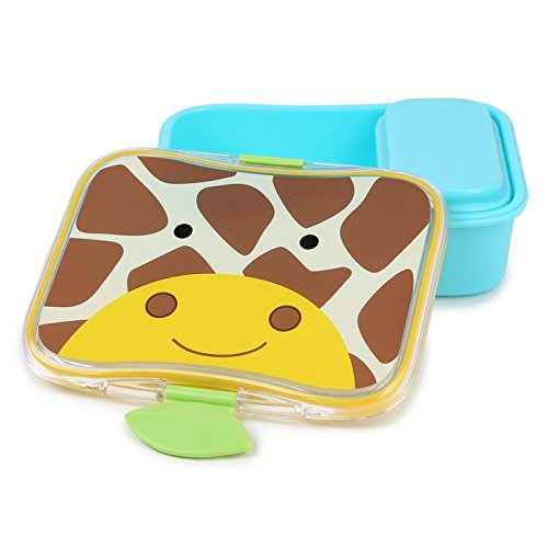 Skip Hop Zoo Lunch Kit, Jules Giraffe 252480