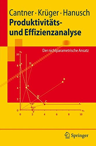 Produktivit¿¿ts- und Effizienzanalyse: Der nichtparametrische Ansatz (Springer-Lehrbuch) Taschenbuch – 22. März 2007 Jens Kr¿¿ger Uwe Cantner Horst Hanusch 354070793X