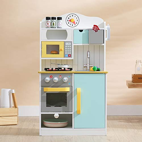 Teamson Kids Florence Wooden Play Kitchen