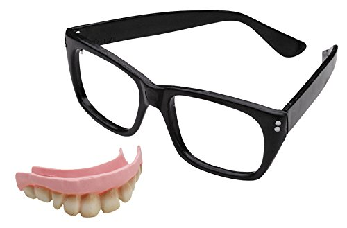 Austin Powers Teeth/glasses