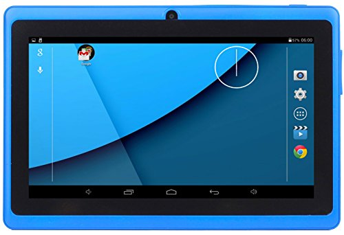 Omgar 7 inch 8GB Tablet PC, HD 1024x600 Capacitive Multi-touch
