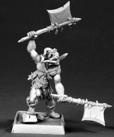 Reaper Miniatures 60157 Pathfinder Series Cleric Of Rovagug Miniature by Reaper