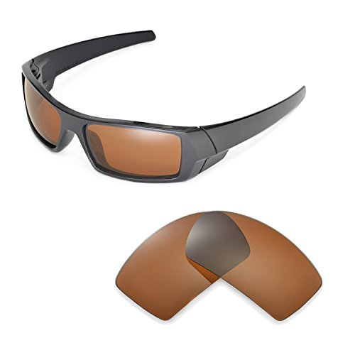 306bf65192 Walleva Replacement Lenses for Oakley Gascan Sunglasses - Multiple Options  Available (Brown - Polarized) - Buy Online in KSA. Apparel products in  Saudi ...