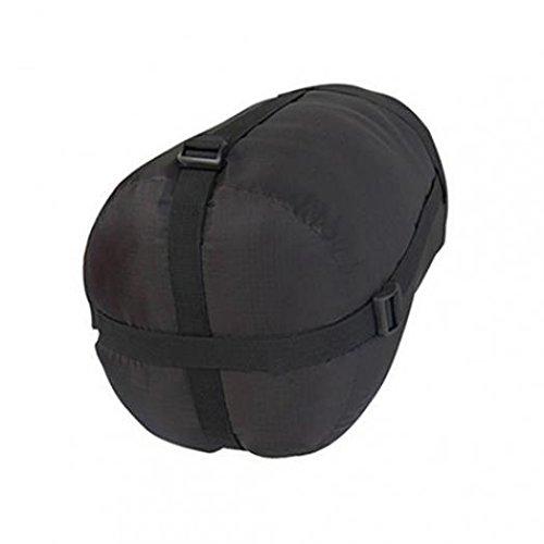 geshiglobal Waterproof Compression Stuff Sack Outdoor Camping Hiking Sleeping Bag Storage Bag
