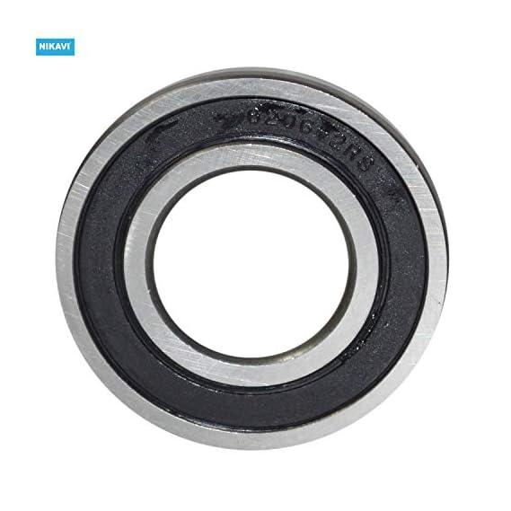 NIKAVI 6206-2RS Bearing (1Pc)