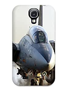 New Fashion Premium Tpu Case Cover For Galaxy S4 - Aircraft26