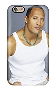 High-quality Durable Protection Case For Iphone 6(dwayne Douglas Johnson)