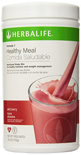 Herbalife Formula 1 Nutritional Shake Mix (750g) - Wild Berry