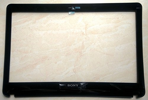 SZYJT New for Sony vaio SVF1421 SVF143a1rt SVF142C29L SVF143A25T LCD FRONT TRIM BEZEL B Cover shell fit non-touch ()