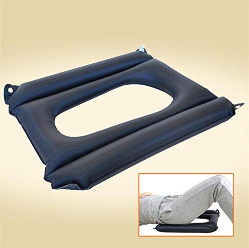 Anti-bedsores Patients Air Cushion with Hole - Suitable for Wheelchair