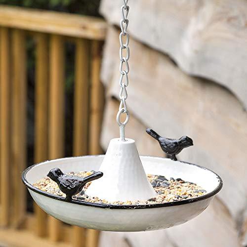 CTW Home Collection Saucer Birdfeeder