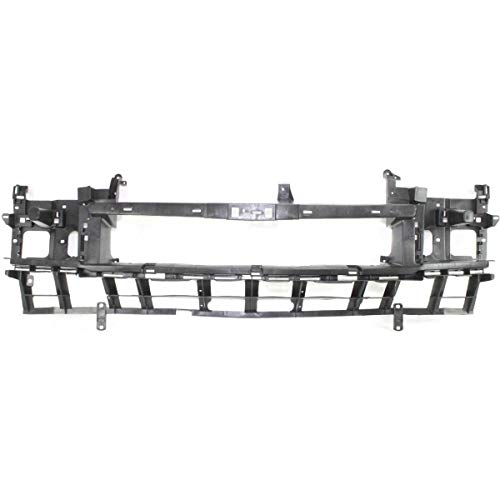 Header Panel For 2002-06 Chevy Avalanche 1500/2500 w/Body Cladding Thermoplast. - Grille Support Panel