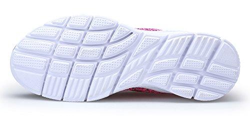 KOUDYEN Trainers Lightweight Running Shoes Gym Sport Fitness Sneakers for Womens Mens