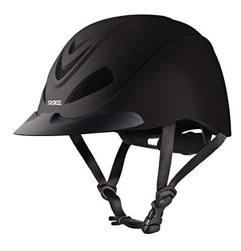 Troxel Liberty Duratec Helmet, Black, Medium