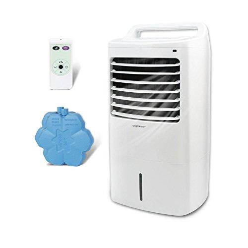 🥇 Aigostar Kohl 33JTJ – Climatizador evaporativo con mando a distancia