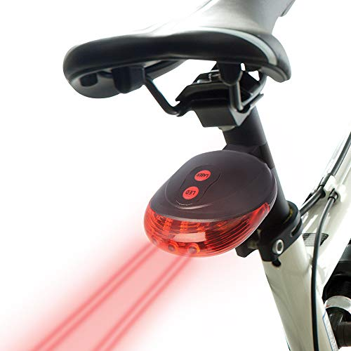 Protocol Laser Bike Lane 2-in-1 Bike Tail Light