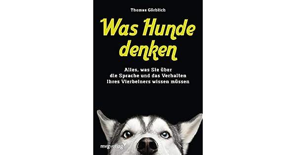 HUNDE SO DENKEN EIN Original (PDF)