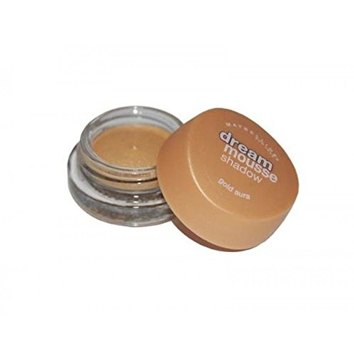 - Maybelline Dream Mousse Shadow - Gold Aura
