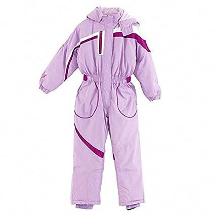 meilleure sélection f1967 27139 Peak Mountain - Combinaison de ski fille 3/8 ans FLUGI ...