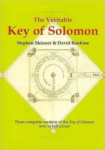 Amazon com: Veritable Key of Solomon (9780955738760): Dr