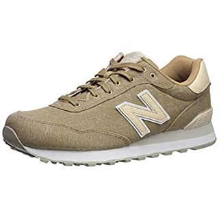 New Balance Men's 515 V1 Sneaker, Hemp/Light Cliff Grey, 7.5 4E US