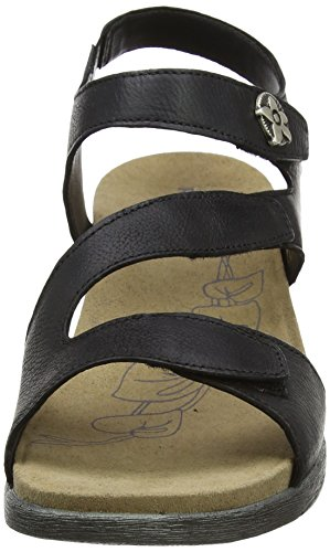 Women's Nevis Sandals Dress Black 07 ROMIKA ApxBqdgA