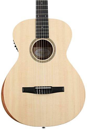 Taylor Academy Series Academy 12e-N Grand Concert Nylon Acoustic Guitar Natural
