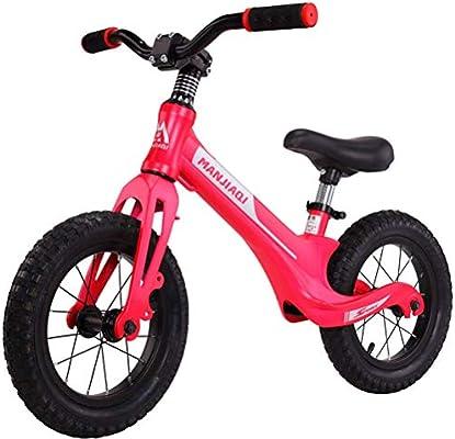 ZGYQGOO Los niños de 2 a 6 años Pueden IR en Bicicleta 12 ...