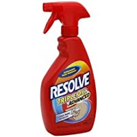 Resolve Triple Oxi Advanced Carpet Stain Remover Spray 22.0fl oz, 4 PK