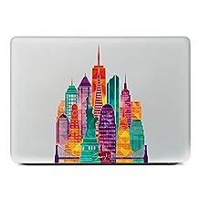 """SueH Design New York Symbolic Architectures for Macbook 13"""" 15"""" 17"""" Air/Pro/Retina"""