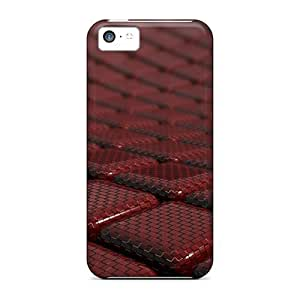 Durable Iphone Wallpaper Back Case/cover For Iphone 5c