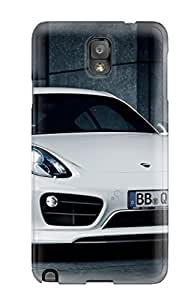 Top Quality Case Cover For Galaxy Note 3 Case With Nice 2014 Techart Porsche Cayman Appearance
