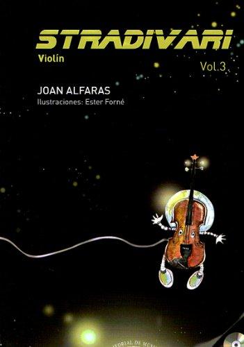 3.STRADIVARI.(+CD).(METODO DE VIOLIN).(REF:B.3604)