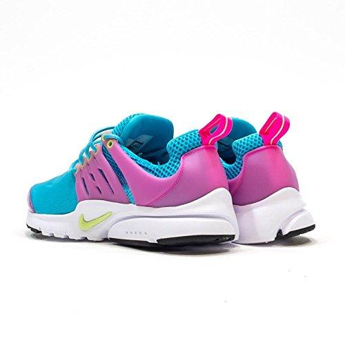 Nike Presto (Gs), Zapatillas de Deporte para Niñas Azul (Azul (Gmm Bl / Ghst Grn-Pnk Blst-Blck))