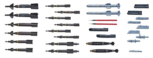 1/48 Aircraft Weapons D Smart Bombs and Target Pods